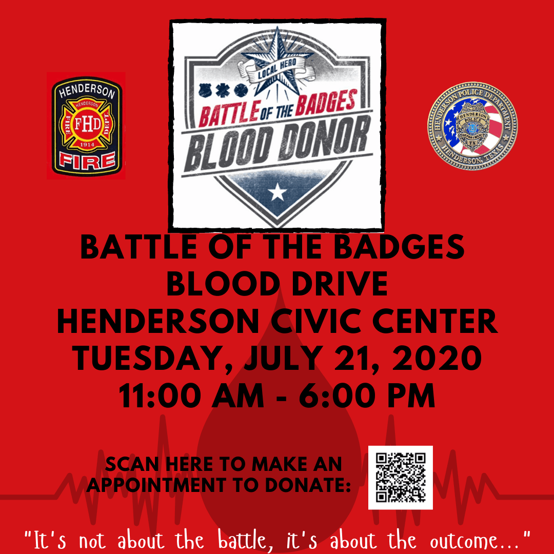 Battle of the Badges - Info