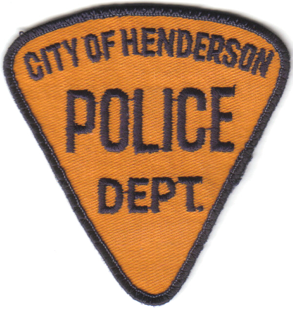 Henderson Police Department Patrol Division Patrol Officers are responsible